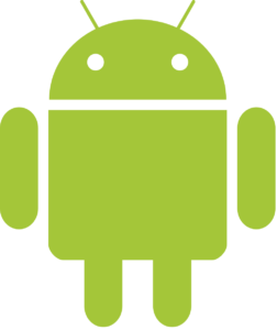 Robo Mascote do Android