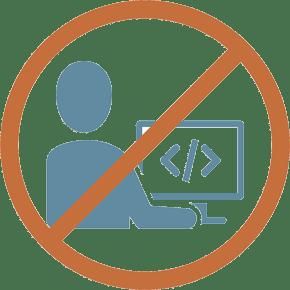 criar app sem saber programar