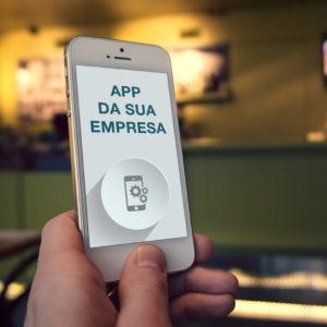 crie um app para sua empresa sem saber programação