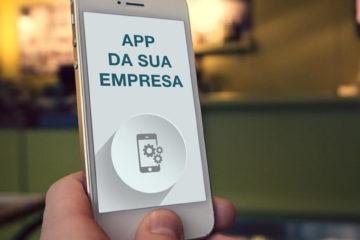 Quero um aplicativo para minha empresa - desenvolvedor mobile